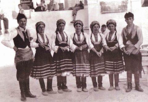Παραδοσιακό μπαλέτο Κρητηνίας ~ 1960